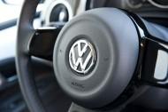 Volkswagen Up! Fot. Artur Kapłan