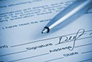 Na wypełnianym formularzu nie może być żadnych poprawek.